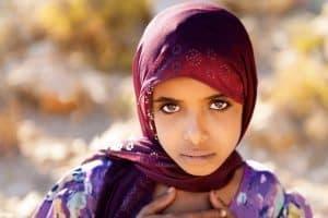 Bedouin beauty Socotra