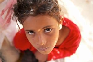 Bedouin look