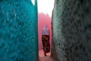 Colours of Harar