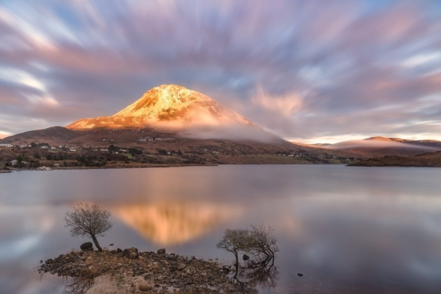 Mount Errigal Donegal - Donegal photo tours
