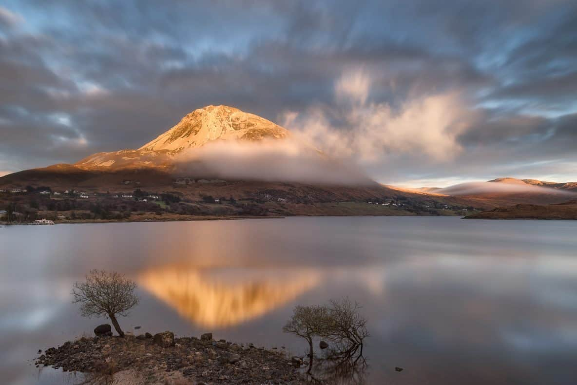 Mt Errigal - Beautiful photography - Donegal