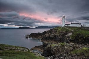 Fanad Lighthouse - Donegal coast