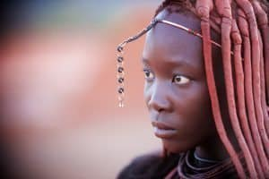 Girl of the Himba