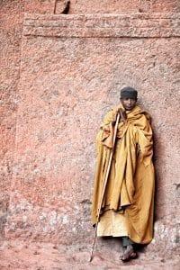 Monk Lalibela