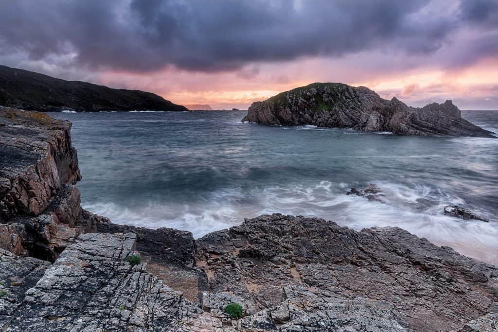 Murderhole - landscape coastal photography