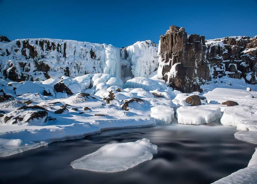 Oxarafoss - Iceland photography tour -