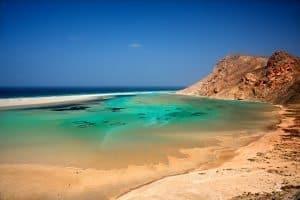 Qalanciya beach