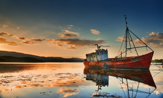 Ship - Donegal