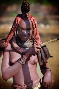 Stunning Himba