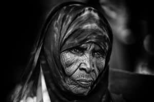 The old woman of Berbera