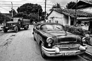Truck and Buick, Vinales