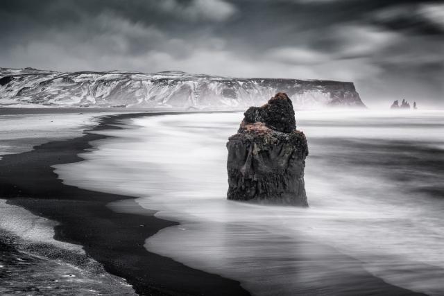 Vik - Iceland coastal photography