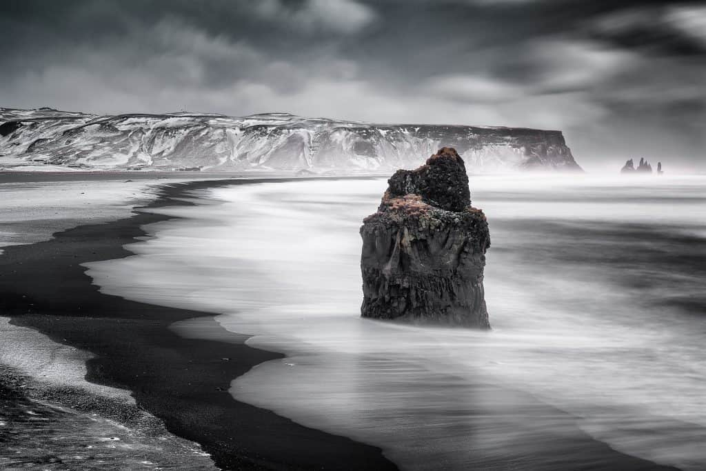 Vik - Iceland coastal photography