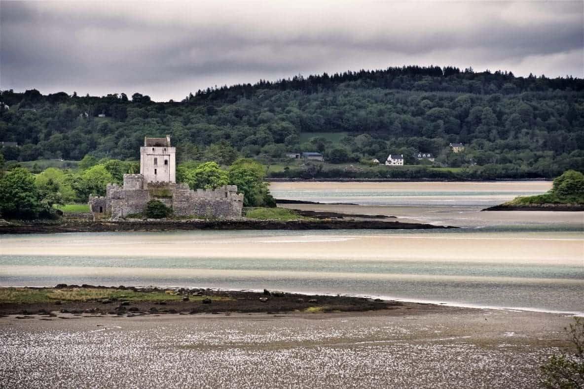 Doe Castle, Donegal