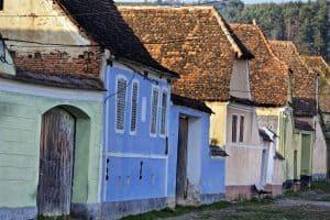 Saxon heritage