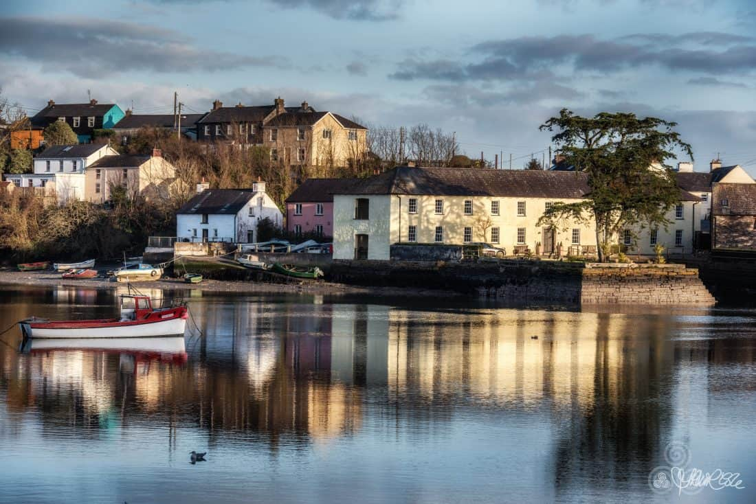 Kinsale harbour, Cork