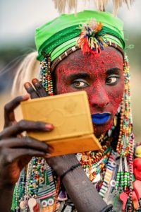 Vanity of the Wodaabe