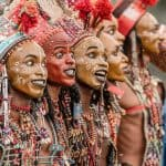 Trance of the Wodaabe