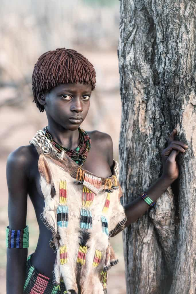 Young Hamar beauty